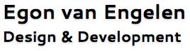 Egon van Engelen - Design & Development